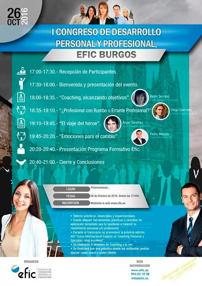 Congreso Efic en Burgos
