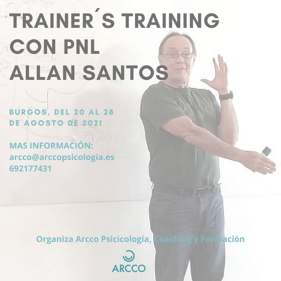Curso PNL con Allan Santos